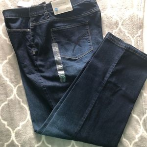 NWT Christopher & Banks jeans size 22W